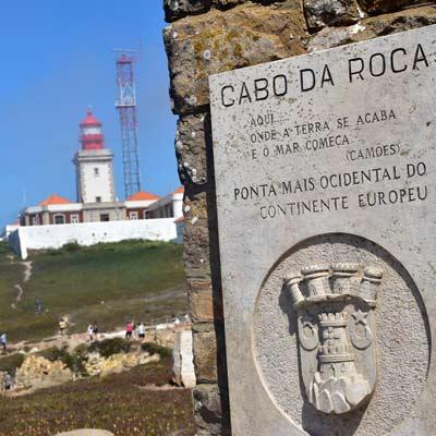 Cabo Da Roca Portugal Cascais