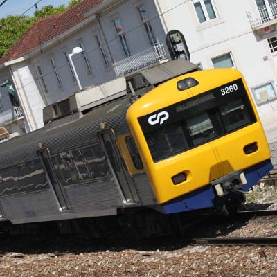 lisbon cascais train