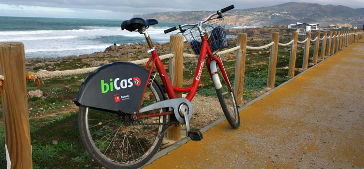 cascais free bike