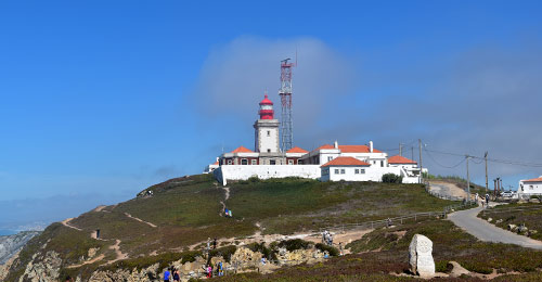 Cabo da Roca light house