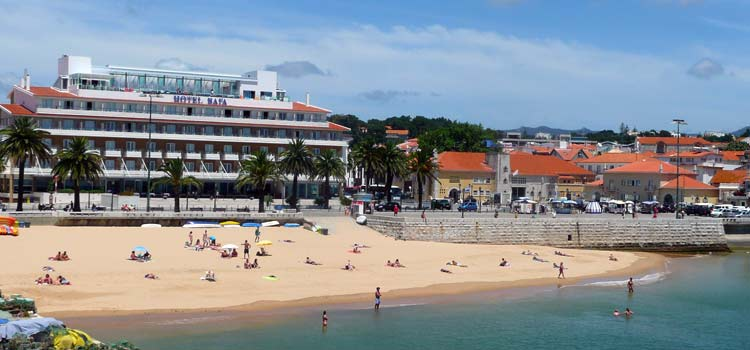 The beaches of Cascais