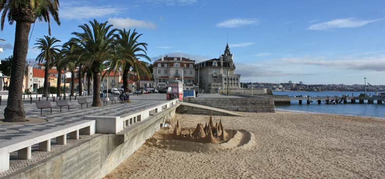 Cascais à estoril