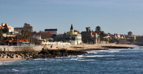 Cascais to estoril
