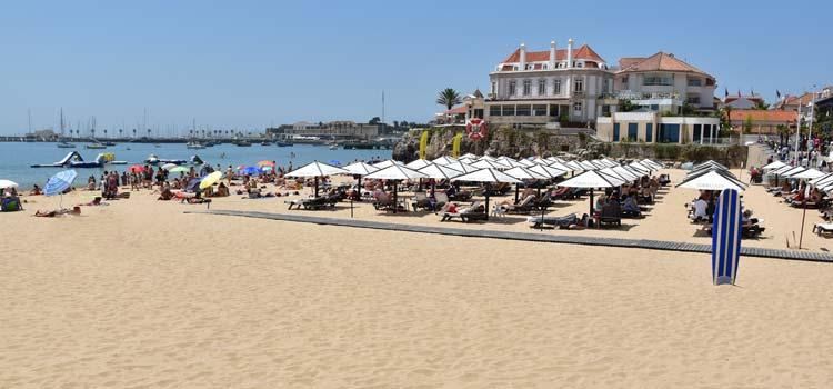 Praia Da Conceição Beach Cascais